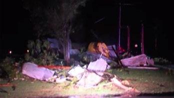 6 tornadoes hit Texas and Oklahoma, officials say