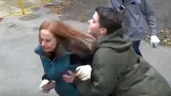 Pro-life activist assaulted by abortion protester on campus