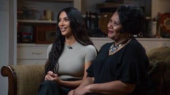 Kim Kardashian says Kanye West's support of Trump helped free Alice Johnson