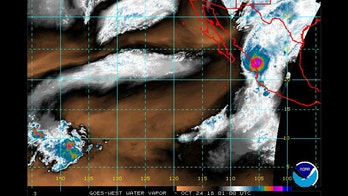 Hurricane Willa makes landfall near Mazatlan, Mexico as powerful Category 3 storm