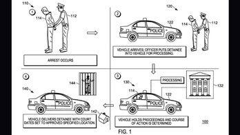 Here comes the judge: Autonomous cop car is a mobile courthouse