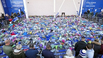 Leicester City owner, 4 others killed in helicopter crash after soccer match, team confirms