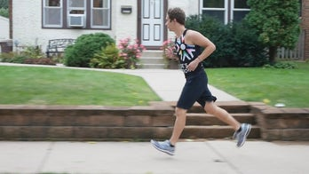 Blind teen to compete in Ironman Triathlon