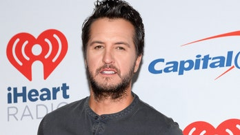 Luke Bryan's recently adopted dog died suddenly according to his wife