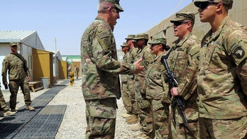 US service member killed in Afghanistan, officials say