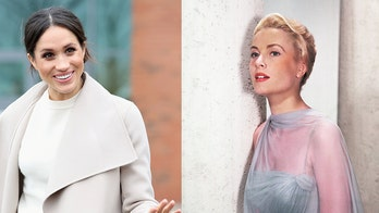 Grace Kelly would have encouraged Meghan Markle to pass down American traditions to her royal baby, says movie star's nephew