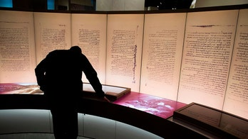Dead Sea Scroll fragments discovered to be 'fakes' at the Museum of the Bible