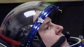 NASA astronaut describes dramatic escape from failed Soyuz rocket