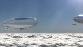 NASA eyes stunning 'cloud city' airship concept to explore Venus