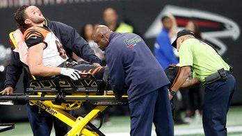 Cincinnati Bengals' Tyler Eifert suffers gruesome injury in game, season in jeopardy