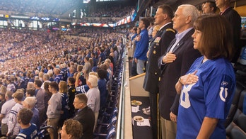 Pence visit to Indianapolis Colts game cost taxpayers more than $300G, report says
