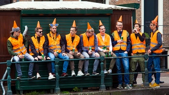 Amsterdam officials crack down on excessive, 'naughty Disneyland' style partying