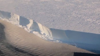 WATCH: Antarctic ice makes frightening 'singing' sounds