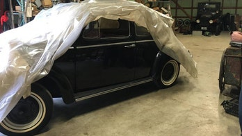 Volkswagen Beetle not driven since 1964 on sale for $1,000,000