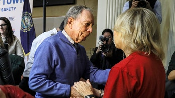 Bloomberg stokes 2020 chatter with New Hampshire voting rally