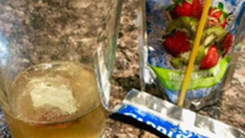 Dad allegedly finds mold in kid's Capri Sun pouch