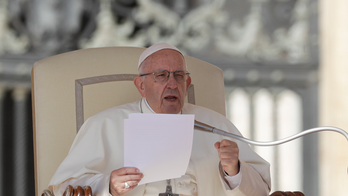 Pope decries that 'wealthy few' feast on what belongs to all