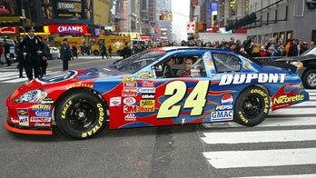NASCAR in New York City? Jeff Gordon says 'I would give anything'
