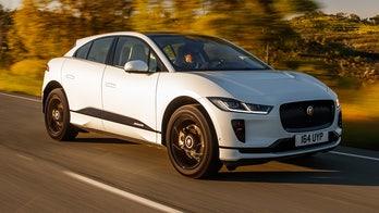 2019 Jaguar I-Pace: Tesla has company