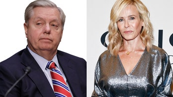 Lindsey Graham on Chelsea Handler's 'homophobic' tweet: 'I don't think much about what she says at all'