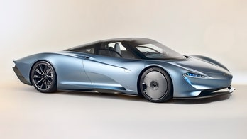 The $2.1 million McLaren Speedtail is sold out, even though it's barely street legal