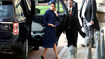 Meghan Markle's royal cover-up: How she hid her baby bump from the press