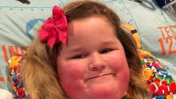 Oregon mom warns about 'vicious' polio-like illness that left daughter a quadriplegic