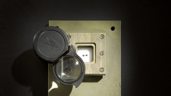 Moon rocks, valued near $1M, to be sold at auction next month