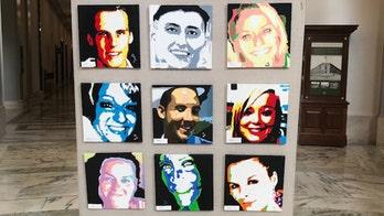 Portraits of Heartbreak: New Hampshire mom raising awareness of opioid deaths through art