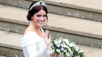 Princess Eugenie and Jack Brooksbank's royal wedding reception details revealed