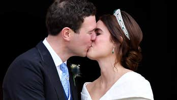 Princess Eugenie shares adorable throwback post remembering her engagement announcement