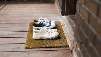 Shoes on or off? The gross truth about wearing footwear in the house