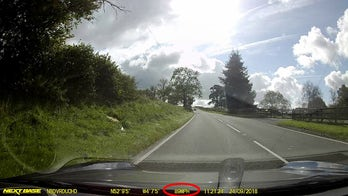Mechanic fired after dashcam catches him taking customer's car for a 89 mph ride