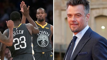 Golden State Warriors dance to Fergie's national anthem rendition after Josh Duhamel calls for apology