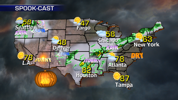 Heavy snow expected in the Rockies, severe storms starting in Texas up through Ohio Valley