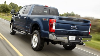 Feds probing reports of Ford F-Series Super Duty tailgate trouble