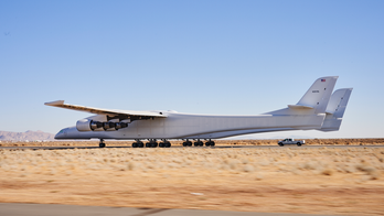 Paul Allen's Stratolaunch, world's largest airplane, completes key taxi test days after his death
