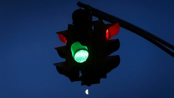Ford proposes a future without traffic lights