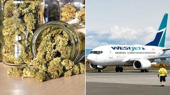 WestJet bans employees from smoking marijuana ahead of Canada's national legalization