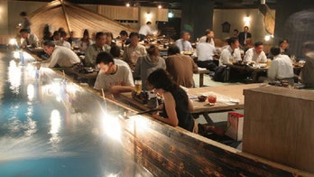 New York City restaurant lets customers catch their own meal