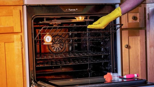How to clean your oven, according to experts