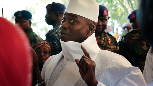 'Dark days' over: Gambia launches truth, reconciliation body
