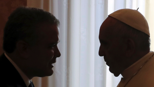 Issue of married Catholic priests gains traction under pope