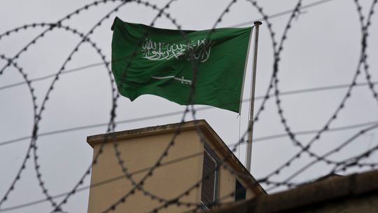 Newspaper says Turkey has audio of Saudi writer's slaying