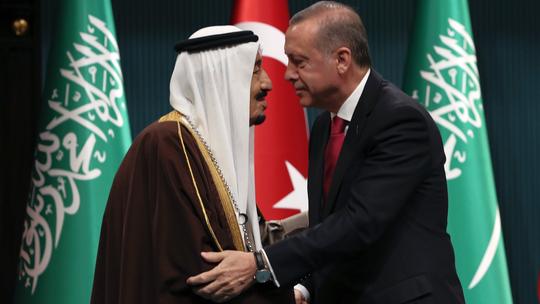 Saudi writer's disappearance strains Turkey-Saudi ties
