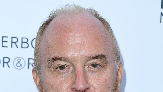 Louis C.K. opens up about his 'weird year' in stand-up appearance, report says