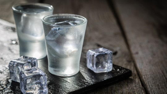 Vodka expert and Grey Goose creator says spirit doesn't belong in freezer