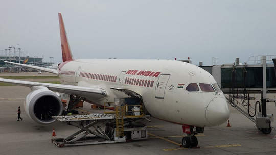 Air India flight attendant falls from plane as she prepares for boarding