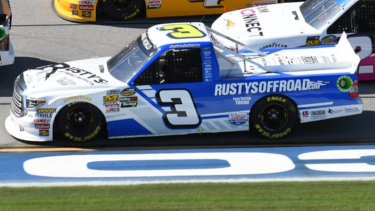 NASCAR Camping World Truck Series driver Jordan Anderson finishes seventh after clearing name in truck theft case