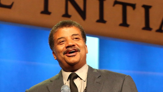 Neil deGrasse Tyson: Space exploration could make Earth more peaceful